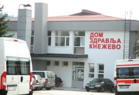 "Radnik zadobio OPEKOTINE GLAVE I RUKE: Požar u firmi ""Fagus"" u Kneževu"