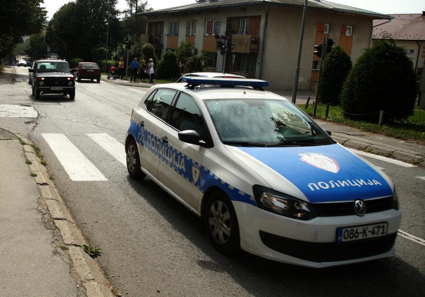 """""""Audijem"""" udario pješaka: Saobraćajna nesreća u Trebinju"""
