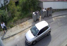 BORBA PROTIV DIVLJIH DEPONIJA Kamere kontrolišu odlaganje smeća u Ulici Novaka Pivaševića