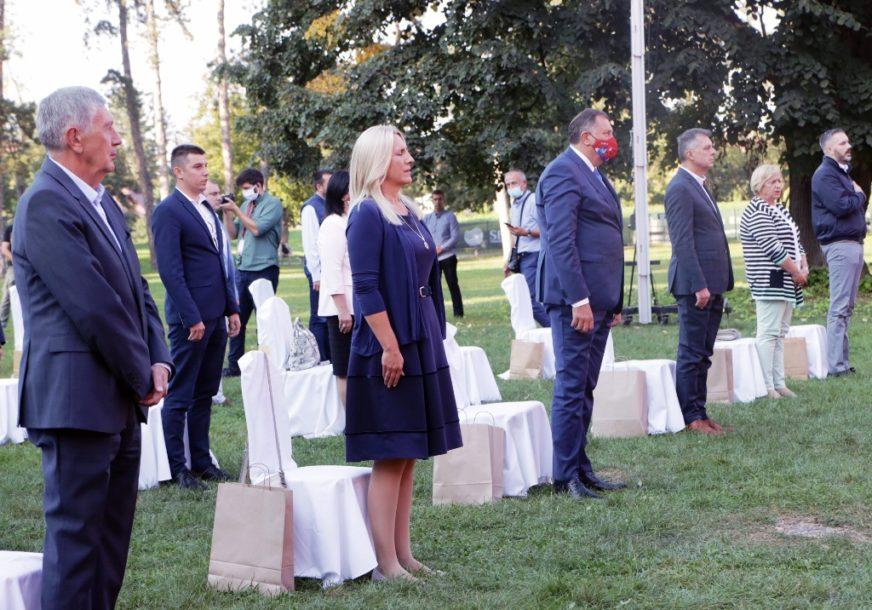 PONOSNA NA SVE POBJEDE Cvijanović: Cilj SNSD je jaka Republika Srpska
