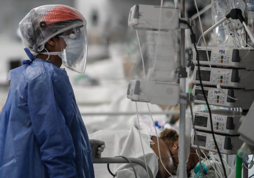 KORONA UZIMA DANAK U ovoj zemlji za dan preminulo 490 ljudi od korona virusa