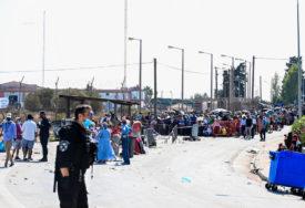 PROSJEČNA STAROST ZARAŽENIH 24 GODINE Više od 200 migranata u novom kampu POZITIVNO na koronu