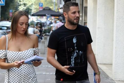 """""""SAMO DA SU NAM ŽIVI I ZDRAVI"""" Luna zbog trudnoće napušta Beograd (FOTO)"""