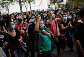 PROTESTI U SIROMAŠNIM DIJELOVIMA MADRIDA Izašli na ulice da traže bolje zdravstvene uslove