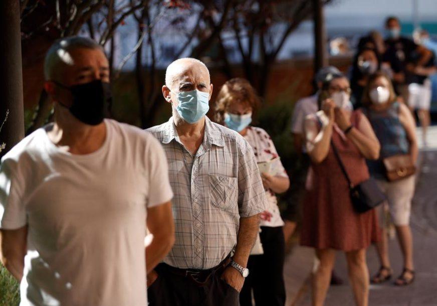 ALARMANTNA SITUACIJA Novi rekordan broj zaraženih, vlasti uvode nove mjere