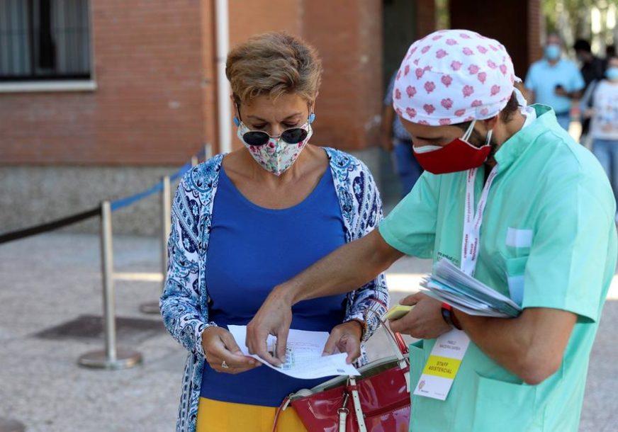 REKORDAN BROJ ZARAŽENIH U Sloveniji za dan 192 novooboljela od korona virusa