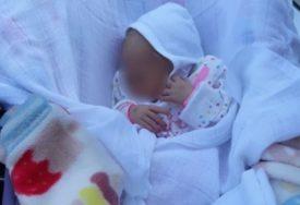 """""""DRAGANA JE PREDOSJETILA SMRT"""" Porodica preminule porodilje po malenu Taru DOŠLA U CRNINI"""