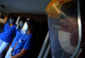 OGROMAN SKOK ZARAŽENIH U Francuskoj u danu zabilježeno 22.857 novih slučajeva korone