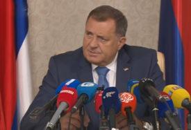 """""""NEĆE BITI PRIZNANJA KOSOVA"""" Dodik najavio ulaganje veta na Komšićev prijedlog"""
