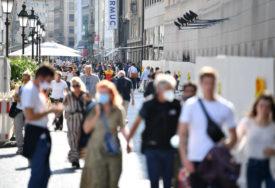OD PONEDJELJKA VANDREDNO STANJE  Broj zaraženih sve veći, drugi najveći evropski skok slučajeva poslije Španije