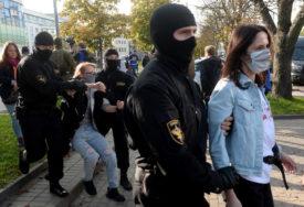 PROTESTI PROTIV VLADE U Minsku uhapšeno više demonstranata