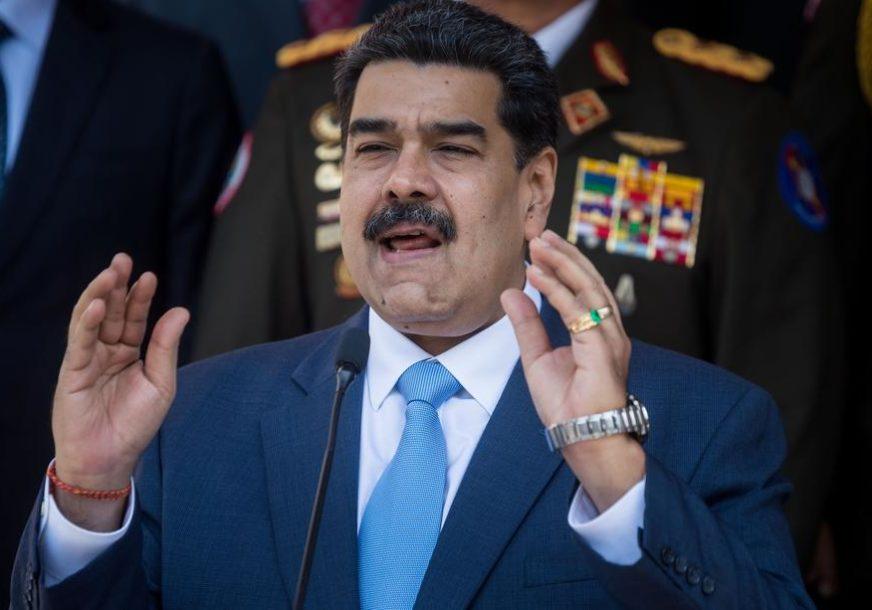 OZBILJNE OPTUŽBE Maduro: Tramp je naredio moje ubistvo