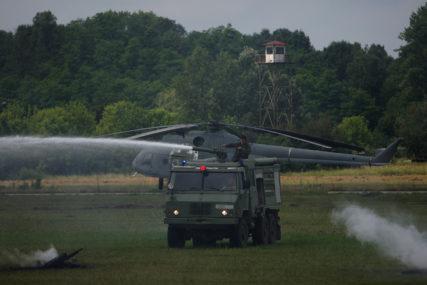 POSTOJI MOGUĆNOST ZA UNAPREĐENJE Dobra i uspješna vojna saradnja BiH i Rusije