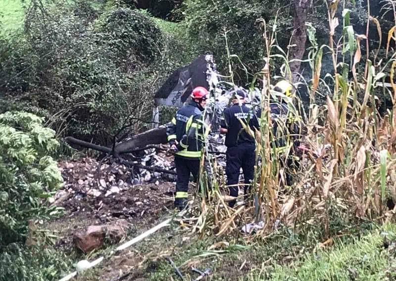 PAD AVIONA VOJSKE SRBIJE Na mjesto nesreće stigao ministar Vulin