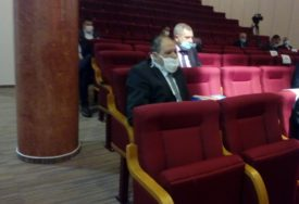 PROMIJENIO STRANAČKI DRES Ćebedžija sada  poslanik DNS u Skupštini grada Trebinja