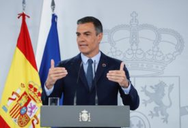 NAJGORI PAD U ISTORIJI ŠPANIJE Sančez umjereno optimističan u vezi sa ekonomskim oporavkom