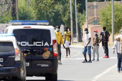 POLICIJA KONTROLIŠE MJERE RESTRIKCIJE Madrid ponovo blokiran zbog porasta oboljelih od korone