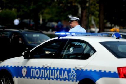 "Vozač za kazne duguje 3.800 KM: Policija oduzela ""BMW"""