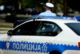 NEVESINJAC OSUMNJIČEN ZA LAŽNI ISKAZ Nakon saobraćajke policji prijavio da mu je neko oštetio automobil