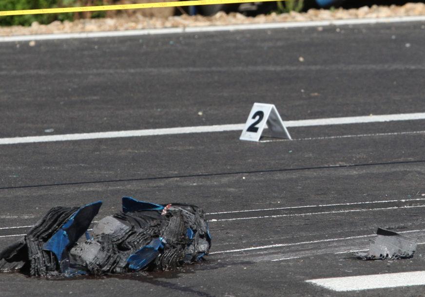 Tragedija kod Bazela: Poginuli Srbi, izletjeli autom iz krivine pa se ZAKUCALI U DRVO