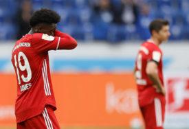 DEBAKL BAJERNA Prvak Evrope prekinuo pobjednički niz od 23 meča