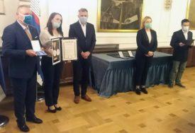 MEDALJE ZASLUGA ZA NAROD Uručeno sedam posthumnih odlikovanja
