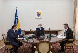 Predsjedništvo usvojilo Prijedlog zakona o budžetu institucija BiH za 2021. godinu