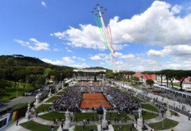ITALIJANI POPUSTILI Dozvoljena publika na Mastersu u Rimu