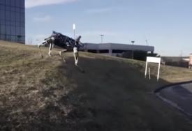 BUDUĆNOST JE STIGLA Američki vojnici vježbali sa robotskim psima (VIDEO)