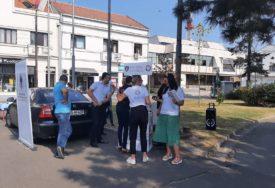 SEDMICA URBANE MOBILNOSTI Učenje o saobraćaju i zaštiti okoline