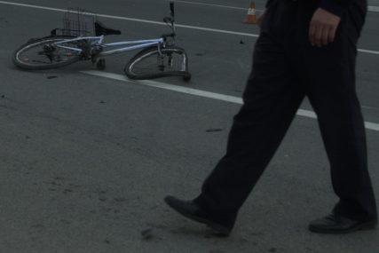 KAKO JE USPIO Biciklista preživio saobraćajnu nesreću i čak 4,8 promila alkohola u krvi
