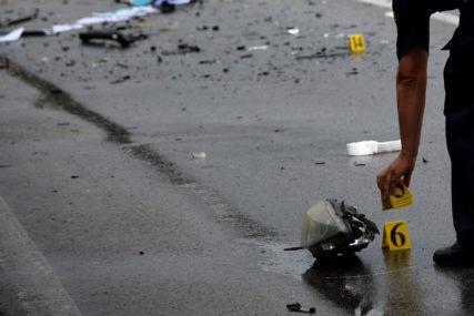 DESET UDESA U TUZLI Dvije osobe teže i sedmoro lakše povrijeđeno