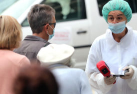 DVIJE OSOBE PREMINULE U KCUS Od testriranih 358 uzoraka, najviše zaraženih opet iz Sarajeva