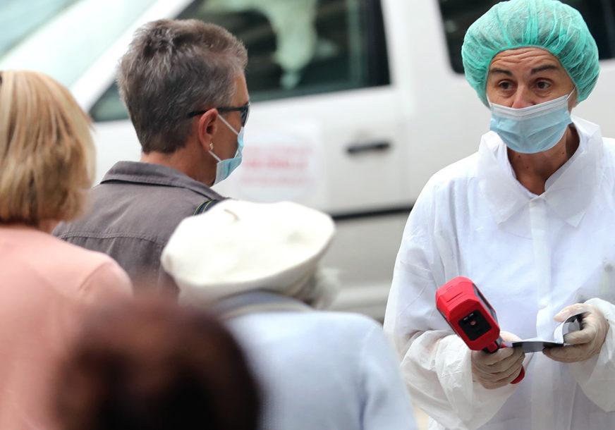 VLASTI UVELE SPECIJALNE MJERE U Grčkoj zabilježeno 411 novih slučajeva korona virusa
