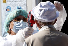 ZARAZA NE JENJAVA U ovoj zemlji skoro 2.000 novih slučajeva korona virusa