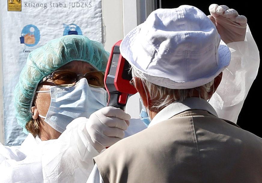 TROJE PREMINULIH U KCUS potvrđeno još 239 novozaraženih korona virusom