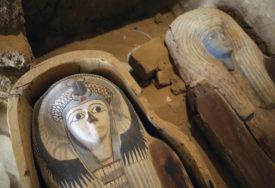 VAŽNO ARHEOLOŠKO OTKRIĆE Pronađeno 27 sarkofaga starijih od 2.500 godina