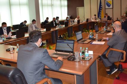 ODLUKE SAVJETA MINISTARA BIH Graničnoj policiji 300 kadeta, Srebrenici 1,5 miliona KM