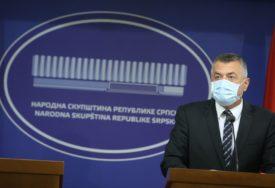"""""""TEHNIČKA POMOĆ IFES"""" Za Bratića potezanje pitanja nacionalnog interesa POLITIKANSTVO"""