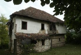 ŠERANIĆA KUĆA POSTAJE MUZEJ Na pomolu obnova najstarije porodične kuće u Banjaluci (FOTO)