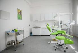 Pred polazak u prvi razred: U toku stomatološki sistematski pregledi mališana