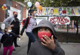 ZABRINJAVAJUĆI PODACI IZ SAD Korona virusom zaraženo više od milion djece