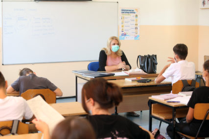 Odluka Instituta: Đaci bez maski na času