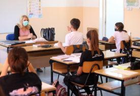 RASTE BROJ ZARAŽENE DJECE Za sedam dana korona virus otkriven kod još 50 učenika