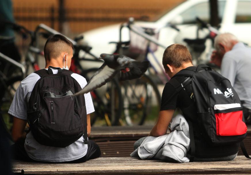 OPAKA ZARAZA NE BIRA Koronom u septembru zaraženo 148 djece školskog uzrasta u Srpskoj