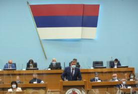 Narodna skupština čeka na Dodikov stav: Kolegijum u petak raspravlja o Inckovom ultimatumu