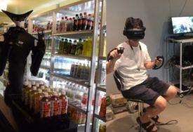 PUNE POLICE U prodavnici u Japanu roboti slažu stvari (VIDEO)