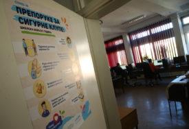 Trivićeva tvrdi da je situacija pod kontrolom: U školama Srpske zbog korone 12 ODJELJENJA U IZOLACIJI