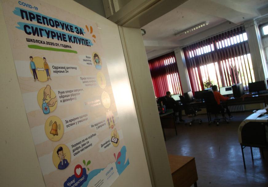 ZARAŽENO 97 UČENIKA I 92 NASTAVNIKA Korona ušla u crnogorske škole, u samoizolaciji 558 ĐAKA