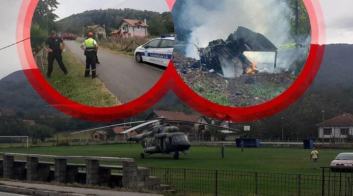 VELIKA TRAGEDIJA Potvrđeno da su u stravičnoj nesreći poginula dva pilota